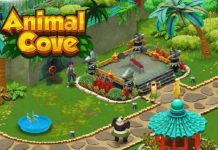 Animal Cove Solve Puzzles & Customize Your Island APK Mod