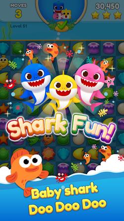 Baby Shark Match Ocean Jam APK Mod