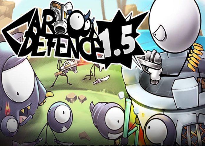Cartoon Defense 1.5 APK Mod