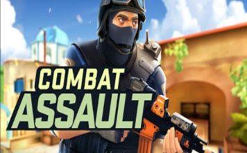 Combat Assault FPP Shooter APK Mod