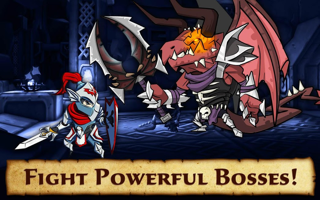 Defenders & Dragons APK Mod