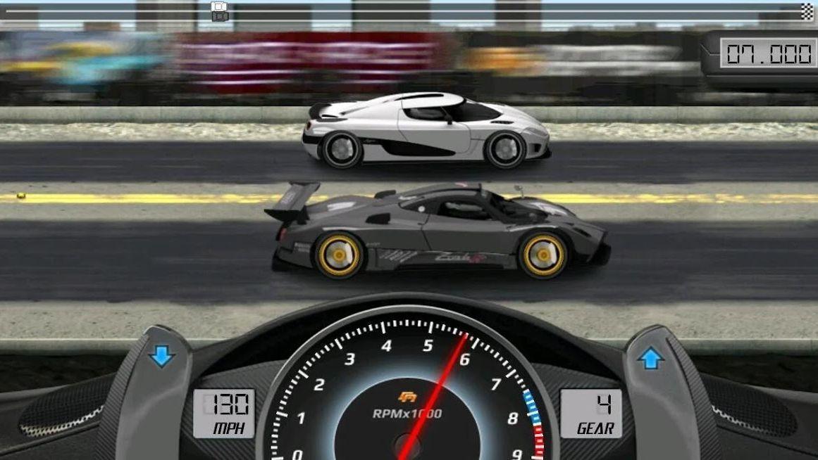 Drag Racing Classic APK Mod