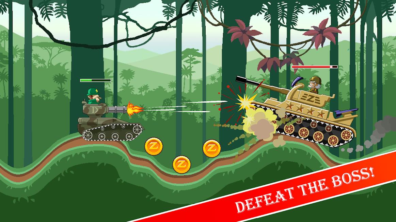 Funny Tanks APK Mod