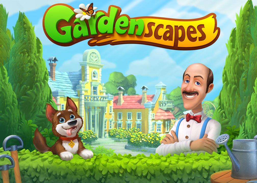 Gardenscapes   New Acres APK Mod
