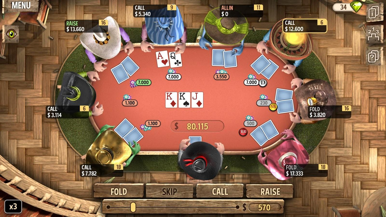 Governor of Poker 2 Premium : Money Mod : Download APK ...