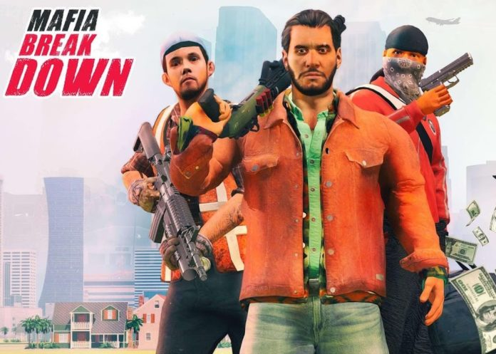 Grand City Street Mafia Gangster APK Mod