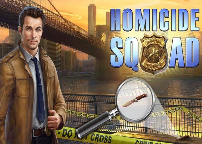 Homicide Squad Hidden Crimes APK Mod