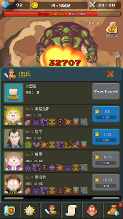 Idle Ship Heroes - Clicker Game APK Mod