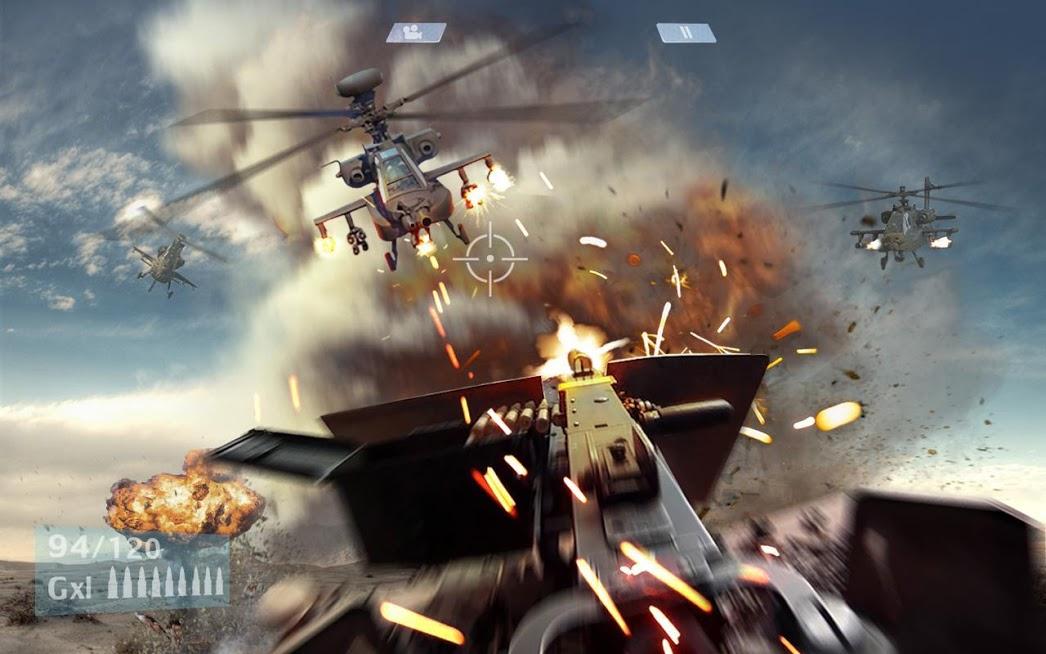 Invasion Modern Empire APK Mod