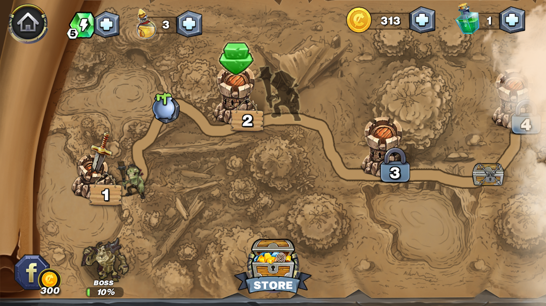 Magic Siege - Defender APK Mod