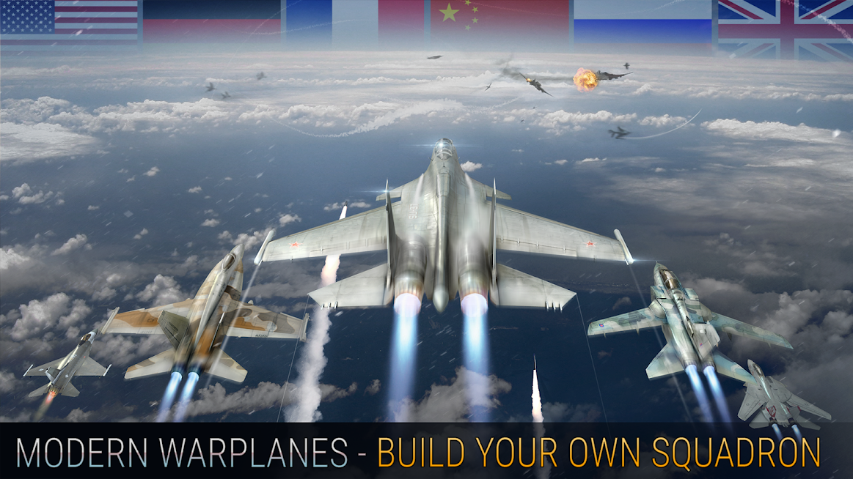 Modern Warplanes APK Mod