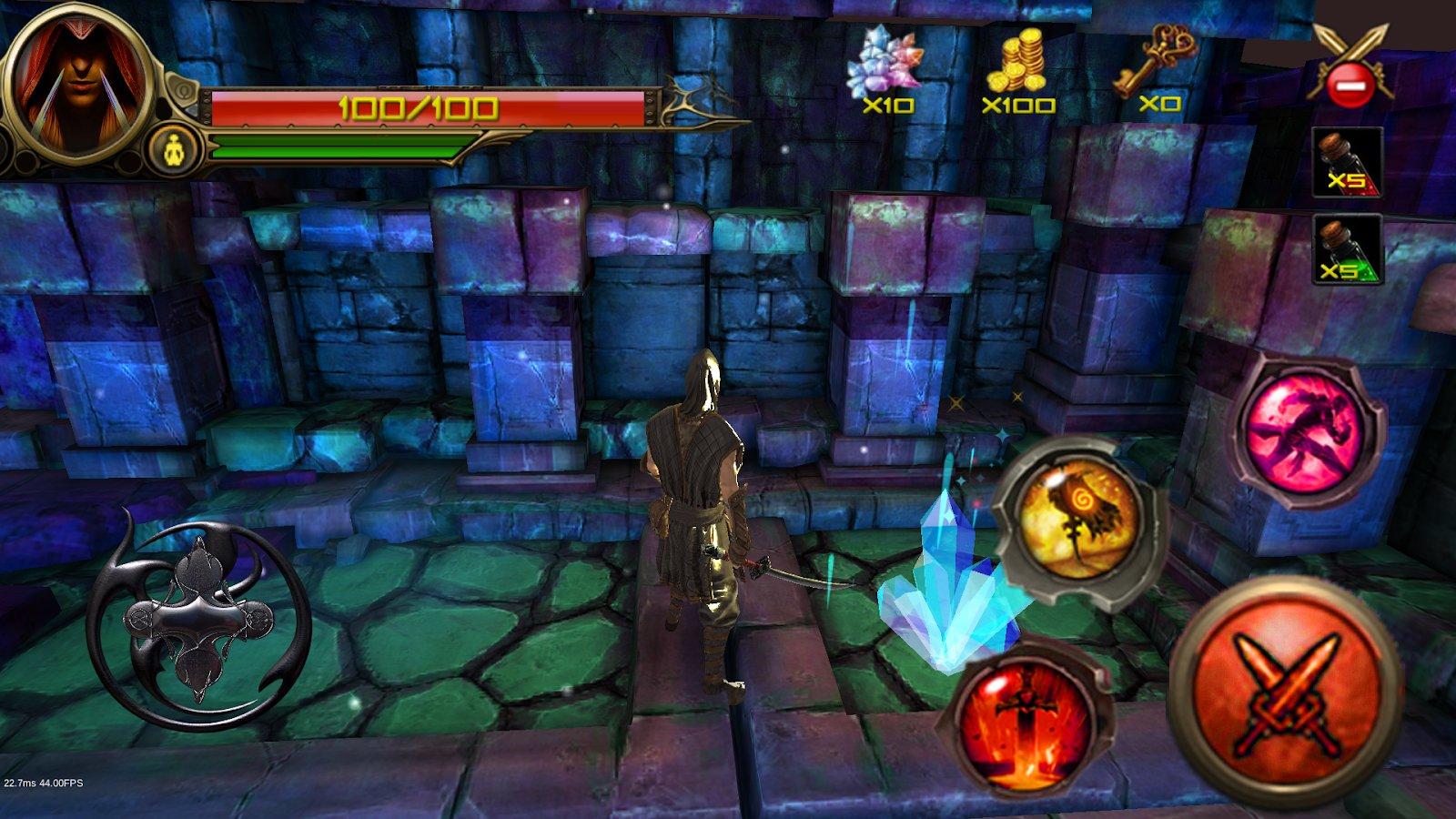 Ninja Warrior - Creed of Ninja Assassins APK Mod