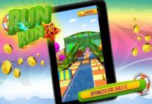 RUN RUN 3D - 3 APK Mod