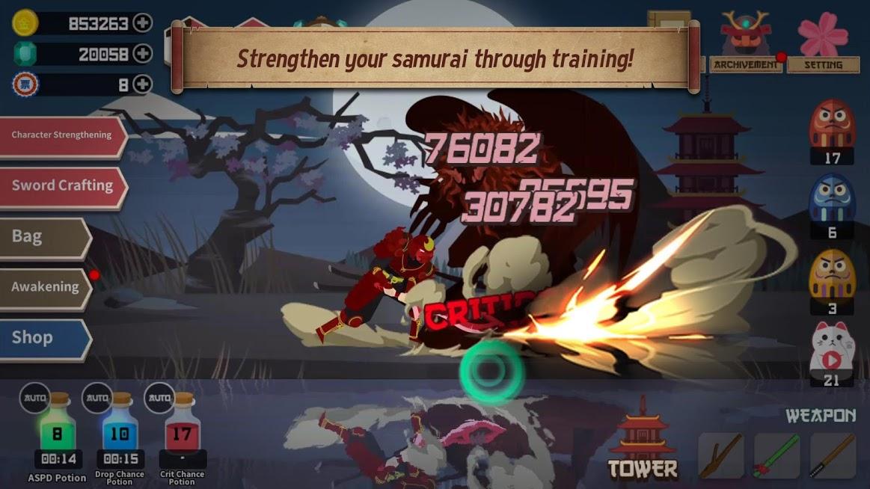 Samurai Kazuya APK Mod