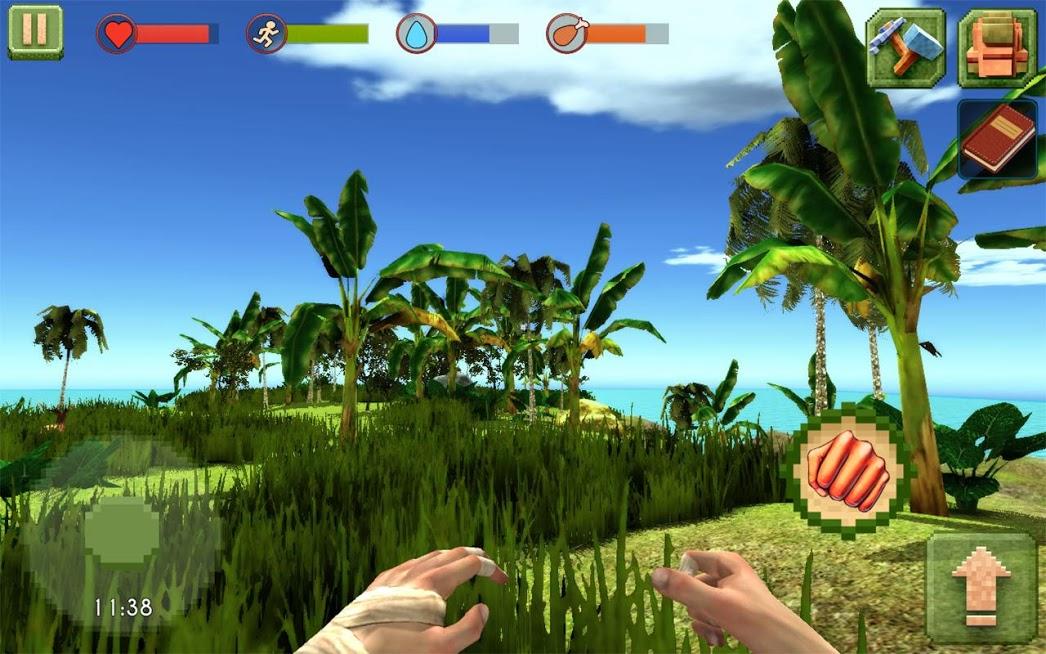 Survivor On Island APK Mod