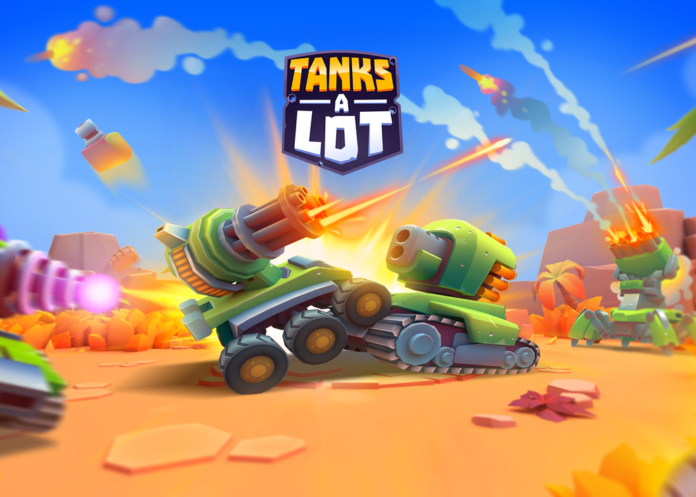 Tanks a lot! APK Mod