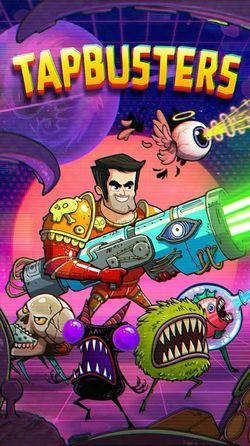 Tap Busters Galaxy Heroes APK Mod