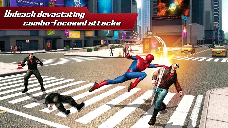 The Amazing Spider-Man 2 APK Mod