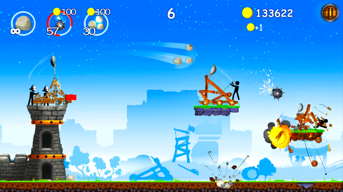The Catapult APK Mod
