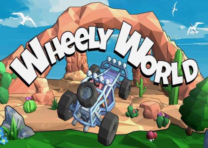 Wheely World APK Mod