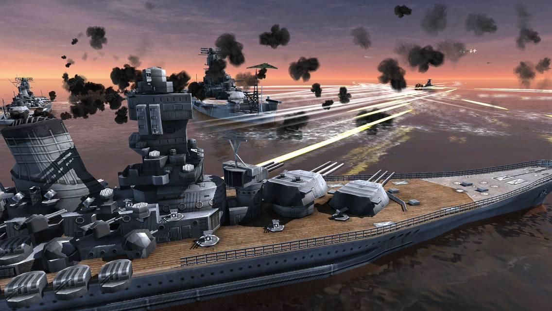 World Warships Combat APK Mod