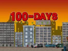 100 DAYS - Zombie Survival APK Mod