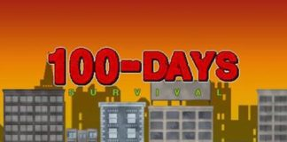 100 DAYS - Zombie Survival APK Mod