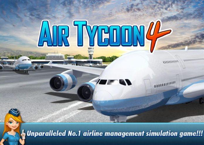 AirTycoon 4 APK Mod