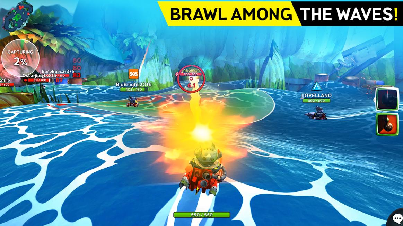 Battle Bay APK Mod