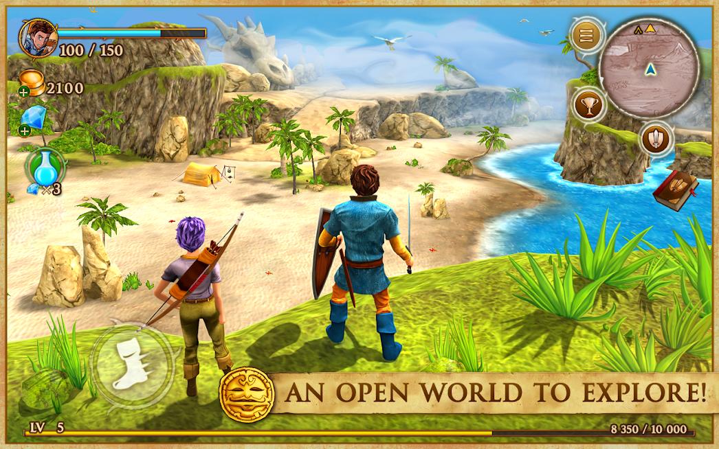 Beast Quest APK Mod