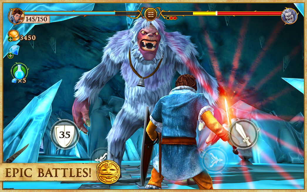 beast quest  vip mod  download apk  apk mods 4 u