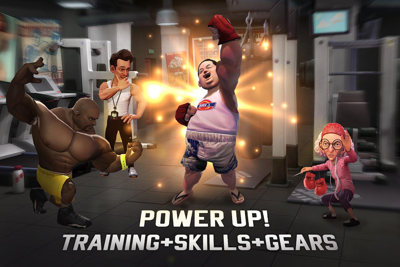 Boxing Star APK Mod