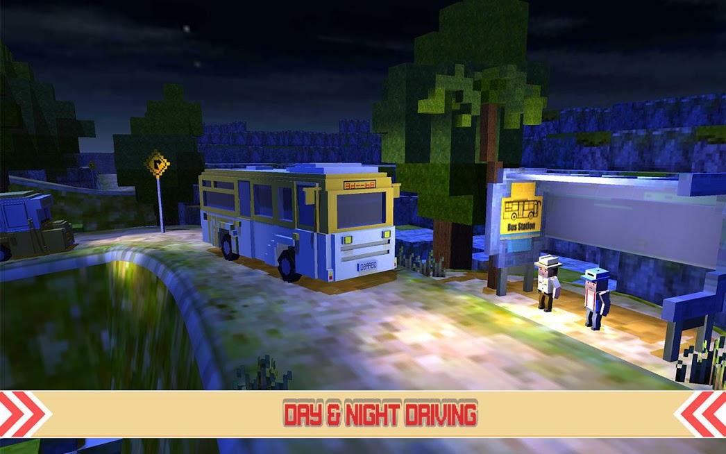Bus Simulator City Craft APK Mod