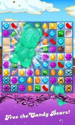 Candy Crush Soda Saga APK Mod