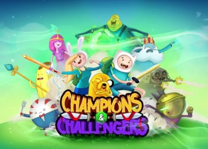 Champions and Challengers - Adventure Time APK Mod