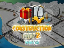 Construction City 2 Winter APK Mod