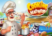 Cooking Madness - A Chef's Restaurant Games APK Mod