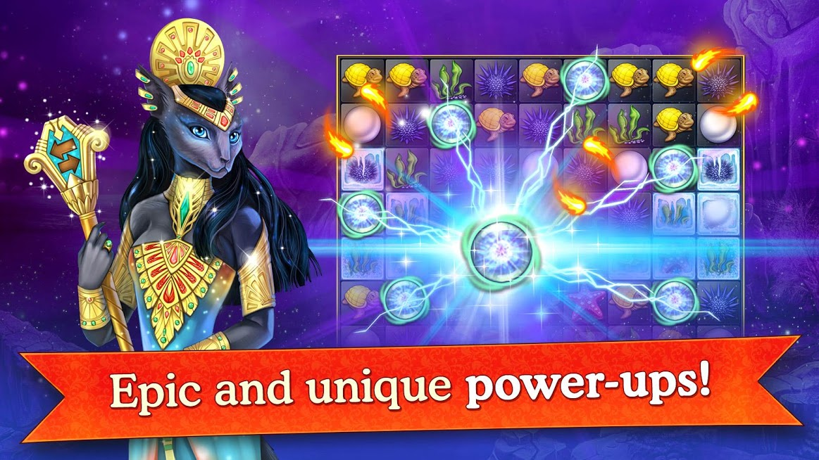 Cradle of Empires Match-3 Game APK Mod