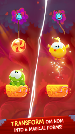 Cut the Rope Magic APK Mod