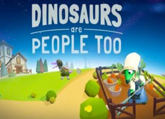 Dinosaurs Are People Too APK Mod