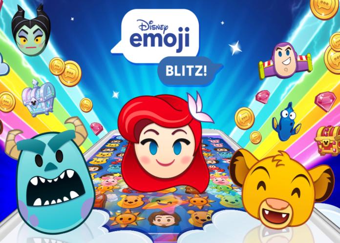 Disney Emoji Blitz APK Mod