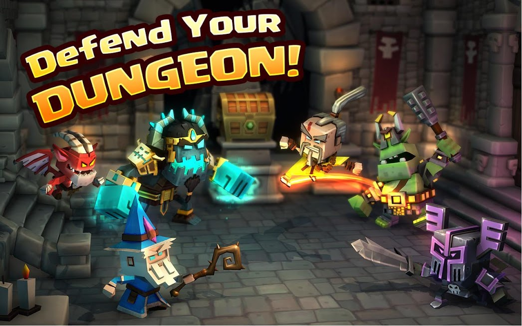 Dungeon Boss – Strategy RPG APK Mod