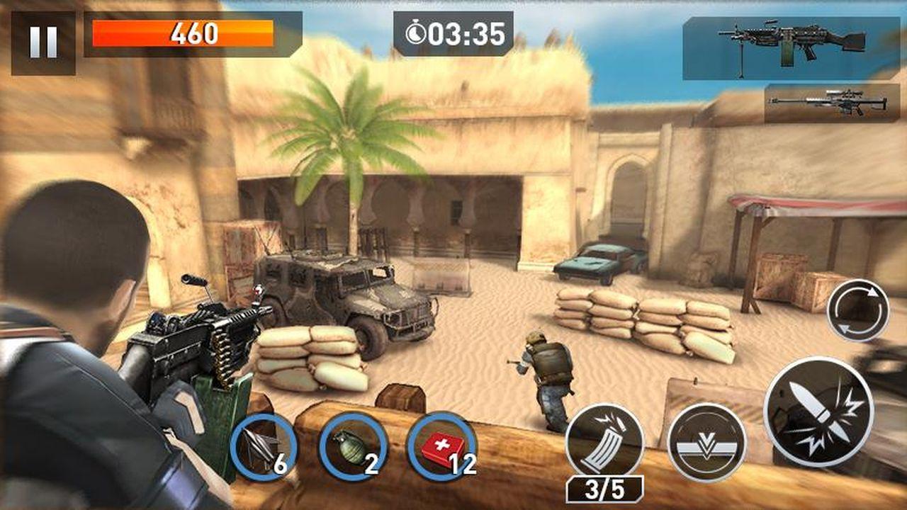 Elite Killer SWAT APK Mod