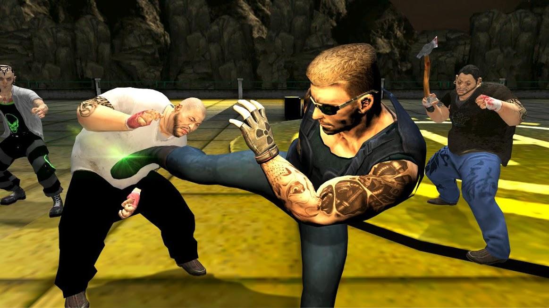 Fight Club - Fighting Games APK Mod