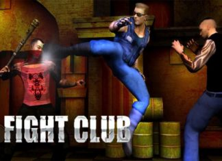 Fight Club - Fighting Games APK Mod