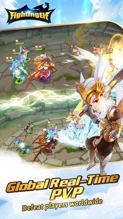 Fighting Elf APK Mod