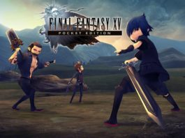Final Fantasy XV Pocket Edition APK Mod