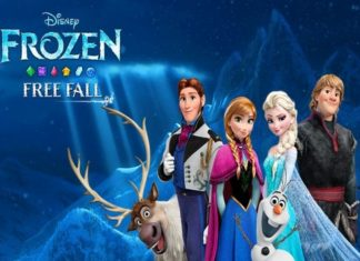 Frozen Free Fall APK Mod