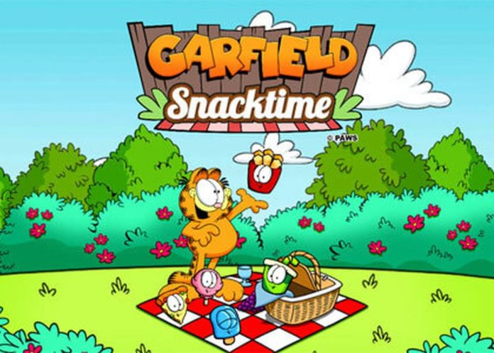 Garfield Snack Time APK Mod