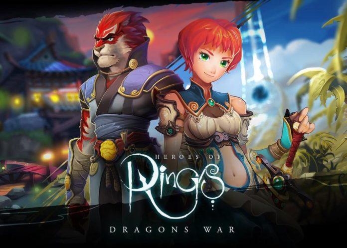 Heroes of Rings Dragons War APK Mod